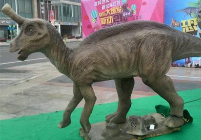 沧州活体恐龙出租