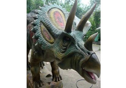保定活体恐龙出租